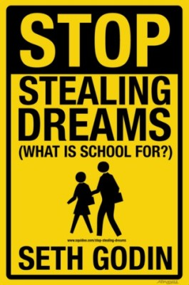 Stop Stealing Dreams cover