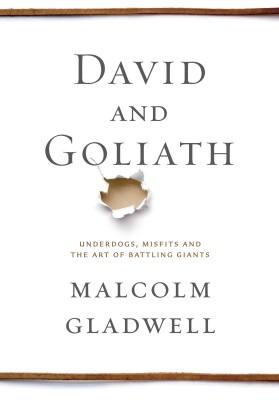 David and Goliath - book cover