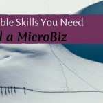 The Invisible Skills You Need to Build a MicroBiz