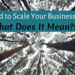 """You Need to Scale Your Business"" – But What Does It Mean?!?"